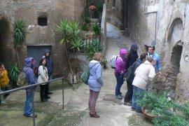 the medieval village of Foglia