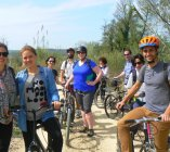 Riding to discover the Tiber and its river banks