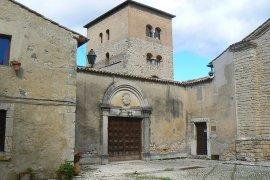 Il borgo abbaziale di Farfa