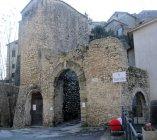Porta della medievale Tarano
