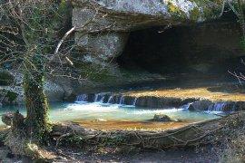 Cascata del Rio Castello