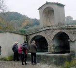 La fontana della Samaritana