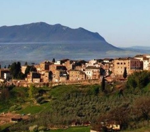 L'incantevole borgo di Collevecchio
