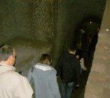 I sotterranei del Castello di Foglia
